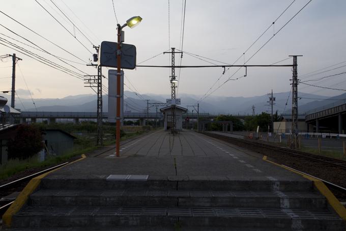 長野電鉄村山駅