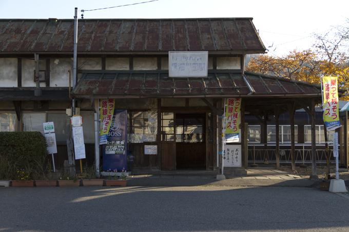 信濃川田駅
