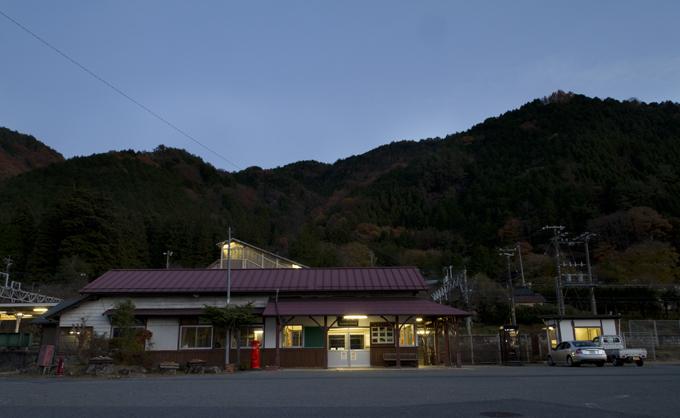 中央本線須原駅