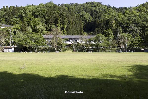 旧奥上林小学校 綾部市