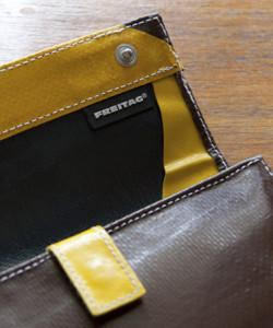 フライターグの長財布