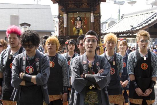 市場 若衆 神明社