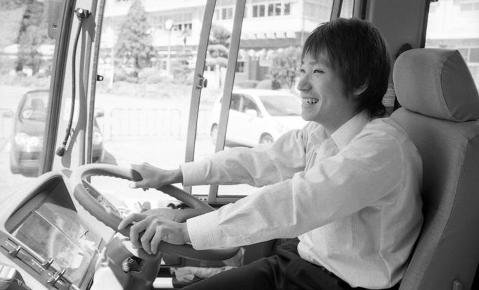 バスの運転士さん