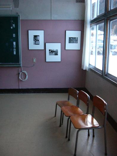 川上分校 3、4年教室