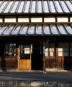 長野電鉄 屋代線 信濃川田駅