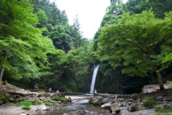 白滝 飛騨金山2
