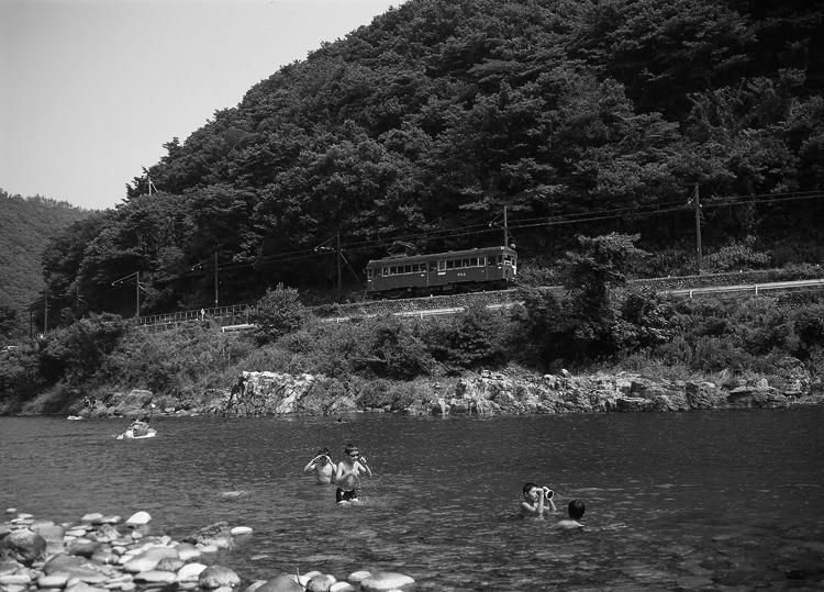 谷汲線 北野畑〜赤石