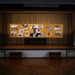舞台の展示